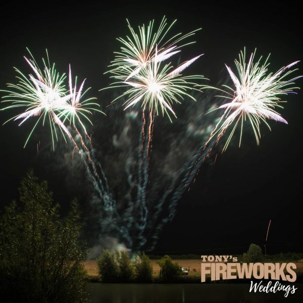 Wedding Fireworks - Diamond Plus