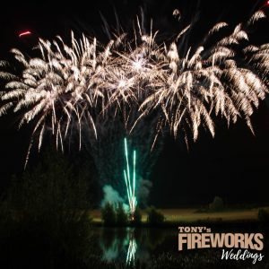 Wedding Fireworks - Ruby Plus