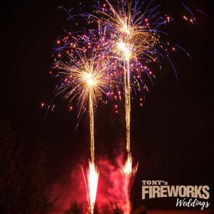 Wedding Fireworks - Ultimate Diamond